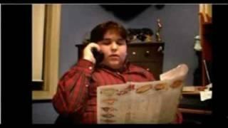 Andy Milonakis phones Hitler