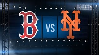 8/28/15: Red Sox score three in 10th to top Mets
