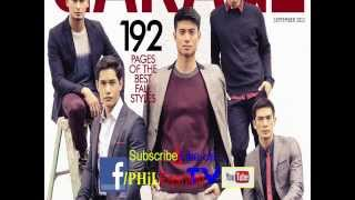 GARAGE Magazine Philippines | SEPTEMBER 2013 (Behind-the-Scenes) Thumbnail