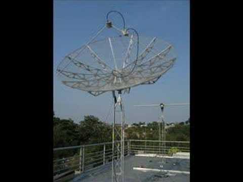Satellite Tracking Station Deployment in El Salvador
