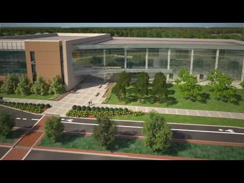 Kent State's College of Business Administration: Building the Future
