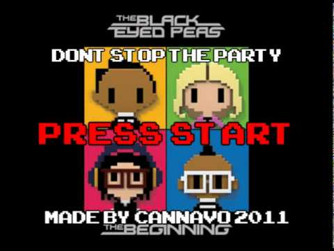 Black Eyed Peas - Don't Stop The Party ( 8-BIT REMIX !!! )