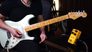 [B.B. King] The Thrill Is Gone with AMUMU Hot Summer Overdrive by Vinai T