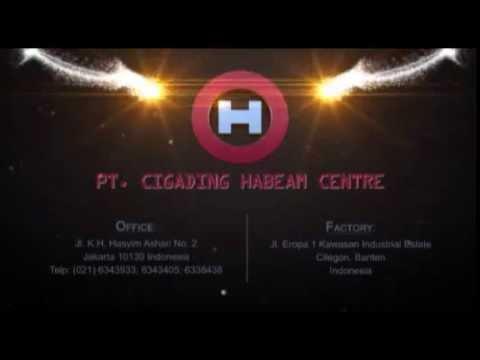 Company Profil PT  Cigading Habeam Centre