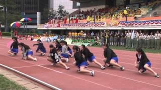 【惠僑陸運會2015】舞蹈學會及啦啦隊表演
