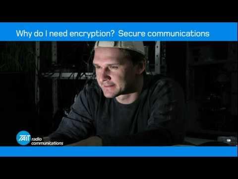 P25 Encryption Management: Tait Communications - YouTube