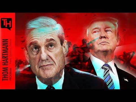 Will Trump Start a War To Avoid Mueller Prosecution