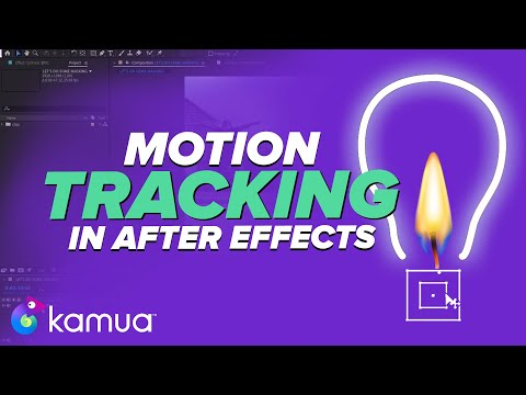 Motion Tracking in After Effects Tutorial