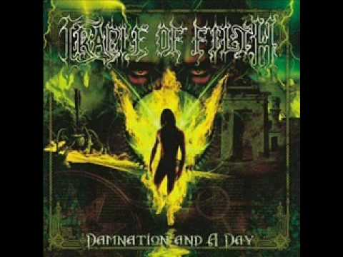 hallowed be thy name cradle of filth maiden