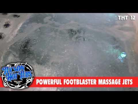 Artesian Spas Antigua Dual Footblaster Jets