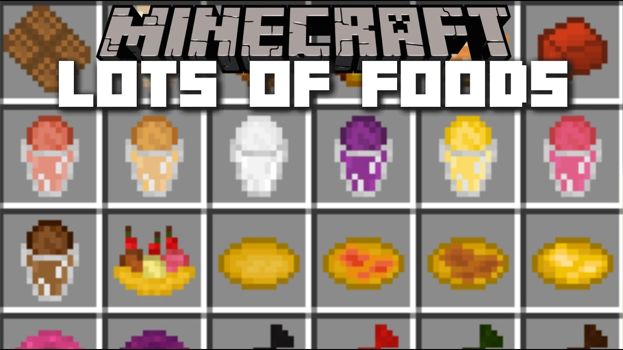 How To Eat Food In Minecraft Survival