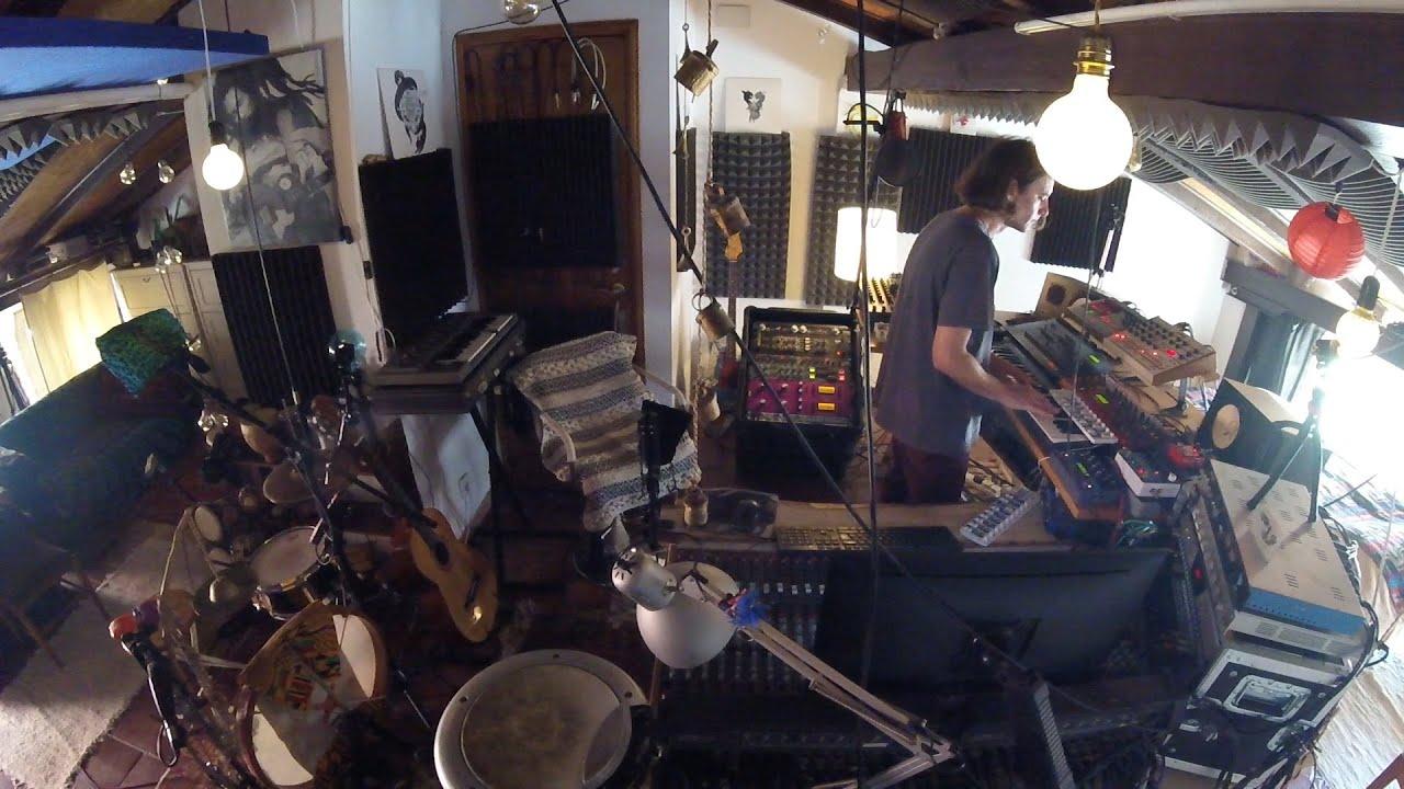 Studio Session Video - Freedom Bells