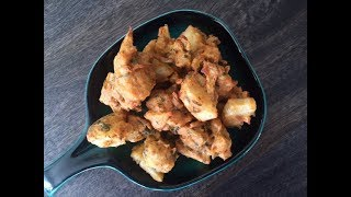 Crispy Pakoras Recipe |  Super Bowl Recipe Indian Snacks Finger Food