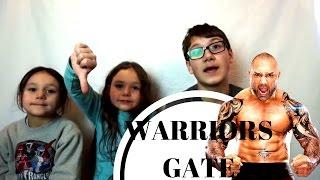 WARRIOR'S GATE Official Trailer Reaction!!!