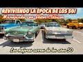 Reviviendo La Época De Los 50. Manejando Por Miami Con Autos Clásicos @generation Oldschool Español