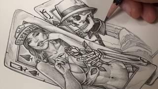 """""""Gangsta Love"""" By OGABEL"""