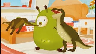 House of My Own | Trex | Funny animation | Franky kids TV | Cartoon for kids