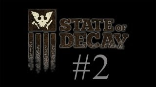 State of Decay Gameplay Walkthrough - Part 2 - Tanner Lake - Avatar Award