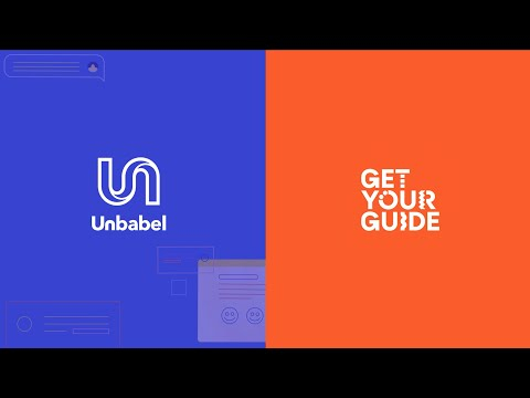 Unbabel + Get Your Guide