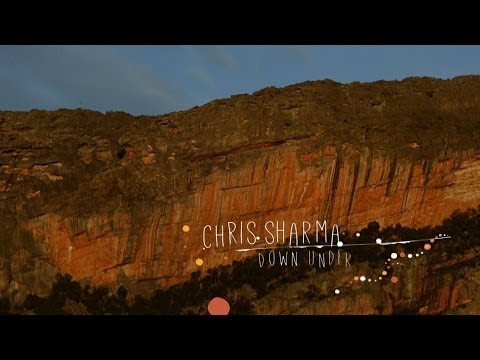 Chris Sharma Australia climbing video