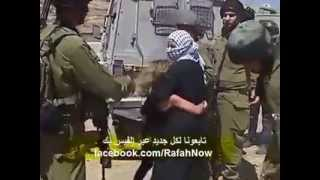 Inhuman act of isreal army