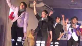 Akshara dance Annual Day 2015 Indian School RAK