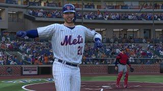 MLB Today 7/26 - New York Mets vs Atlanta Braves Full Game Highlights   MLB 20