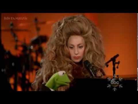 Lady Gaga & Kermit - Gypsy (the Muppets' Holiday Spectacular)