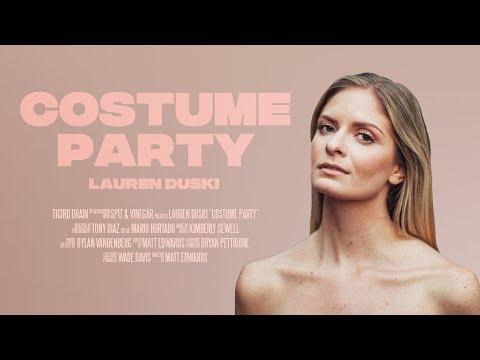 Lauren Duski - Costume Party (Official Video)
