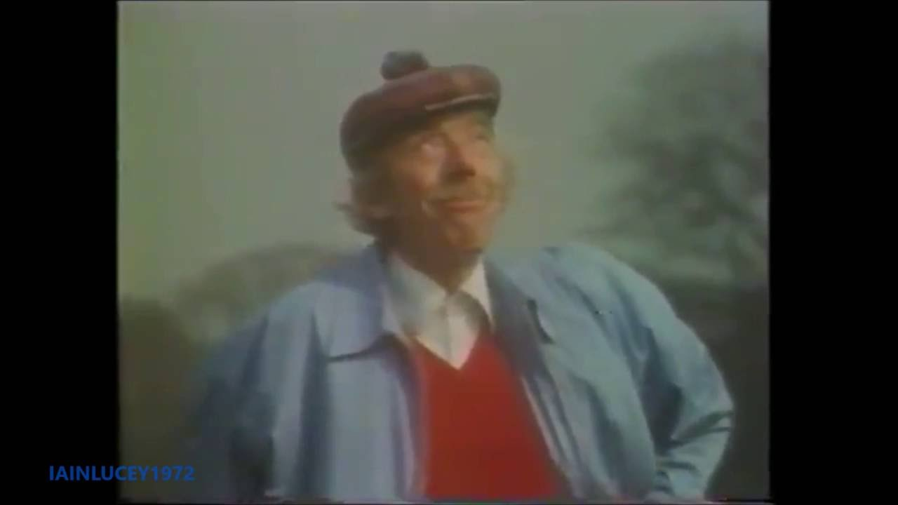 Cadburys Fruit And Nut Chocolate Bar Tv Advert Frank Muir