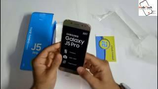 اول رفيو وعرض امكانيات لهاتف samsung j5 pro في مصر