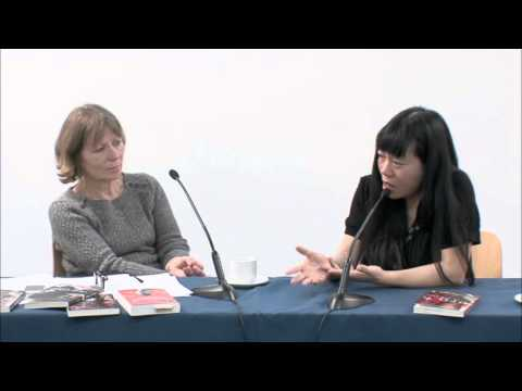 Xiaolu Guo on Novel Writing with Professor Harriet Evans - China in Britain #4