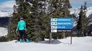 Copper Mountain Colorado - ski resort tour
