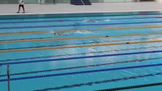 Плавание. 200 м. вольный стиль. Женщины. Чемпионат Азербайджана