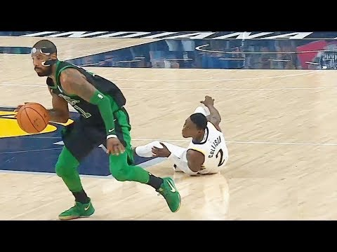 Best Crossovers and Ankle Breakers of 2017-18 NBA Season Ultimate Compilation