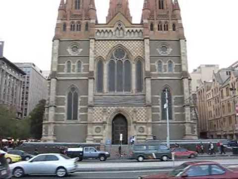 Sights of inner Melbourne 2009