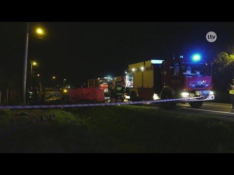 Tragiczny wypadek w Miłkowie