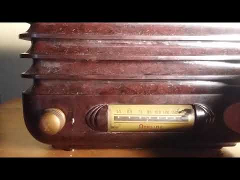 1938 Airline radio, WORKING