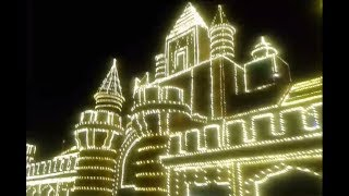 Famous place for Christmas celebration in TamilNadu -Kanyakumari -Marthandam Christmas  celebration