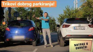 Trikovi za dobro parkiranje - Natrag u garažu 22 by Juraj Šebalj