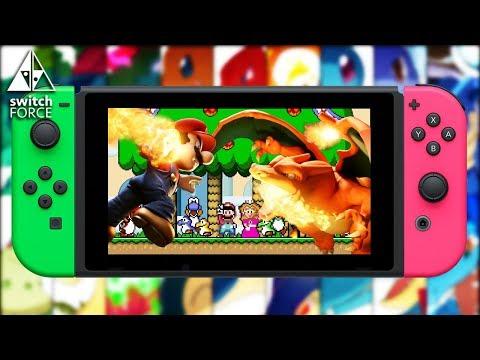 8 BOLD Predictions for Nintendo Switch 2018! SMASH BROS, POKÉMON, VIRTUAL CONSOLE!