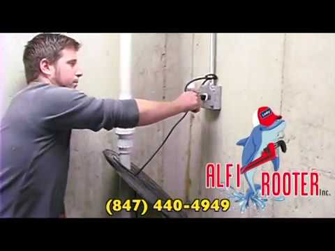Sump Pump Maintenance - Alfi Rooter, Inc. (847) 440-4949 Drain Cleaning Contractor