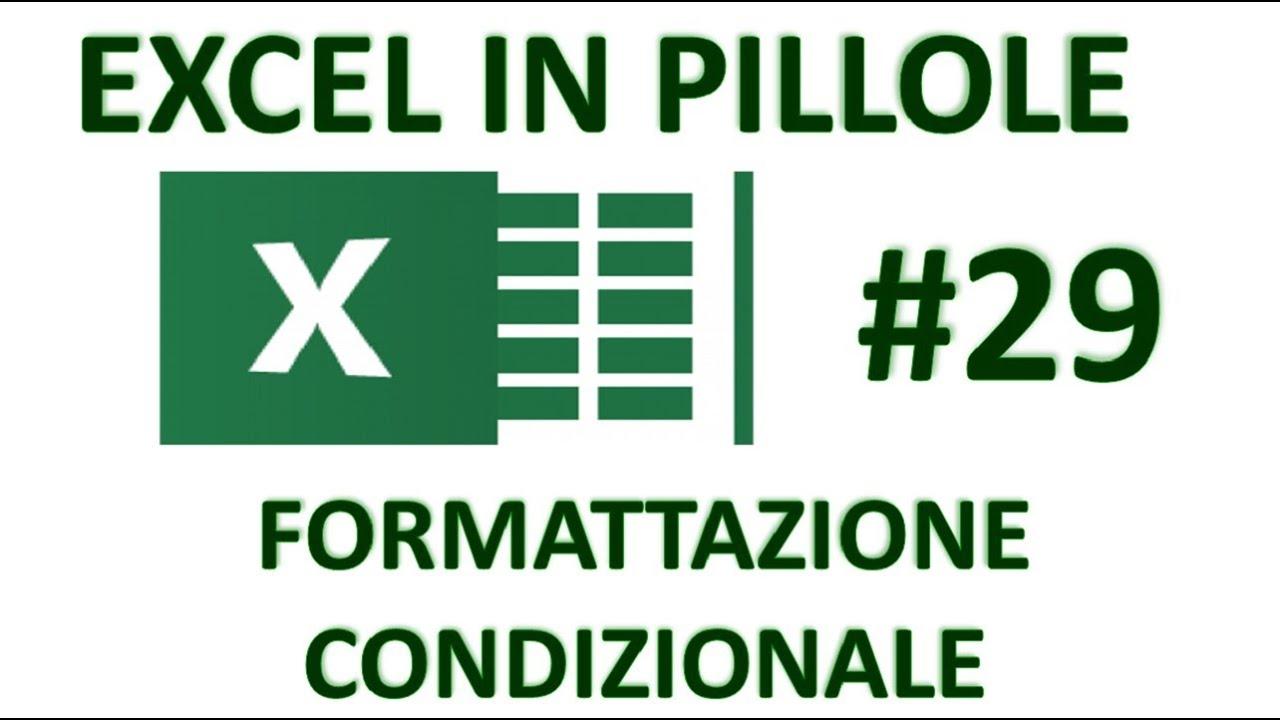 hight resolution of ep29 formattazione condizionale e diagramma di gantt con excel