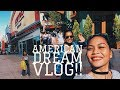 PINAS to USA (Internship) Vlog