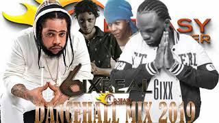 Dancehall Mix 2019 6ixx Squash,Chronic Law Featuring Bobby 6IX & Daddy1 Mix By Djeasy