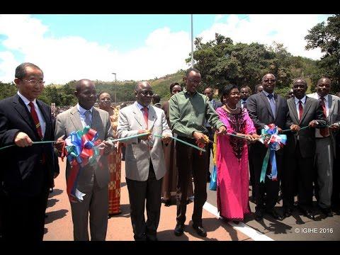 President Magufuli Visits Rwanda and joins Kagame to open Rusumo border Facilities
