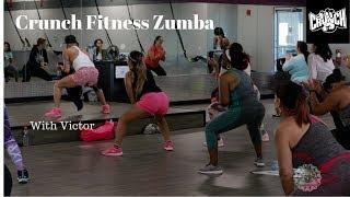 Crunch Fitness Zumba w/ Victor