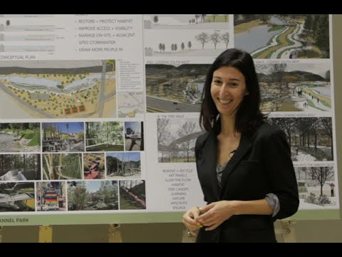 """Play Along The Way"" by Chiara Goitein, UCLA Extension Landscape Architecture Thesis"