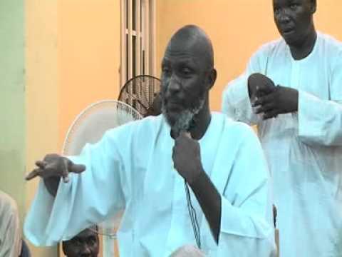 Sheikh Auwal Albani A wa'azi na Musamman da aka Gudanar a Masallacin Miyetti, Gombe