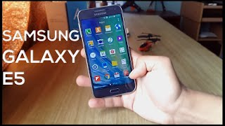 Samsung Galaxy E5 Duos Review- Hands on Test